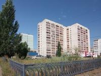 Kazan, Musin st, house 69/2. Apartment house
