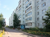 Kazan, Musin st, house 71. Apartment house