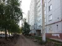 Kazan, Musin st, house 72. Apartment house