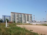 喀山市, Musin st, 房屋 80. 公寓楼