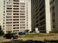 Kazan, Vakhitov st, house 5 к.3. Apartment house