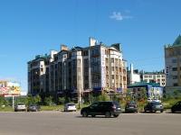 Казань, улица Вахитова, дом 8. многоквартирный дом