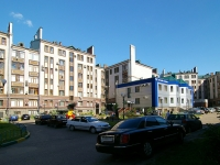 Kazan, Vakhitov st, house 8. Apartment house