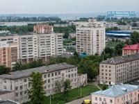 Казань, улица Вахитова, дом 5 к.3. многоквартирный дом
