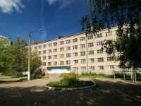 neighbour house: st. Gorsovetskaya, house 2А. hostel