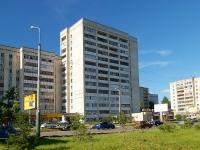 Казань, улица Горсоветская, дом 17 к.2. многоквартирный дом
