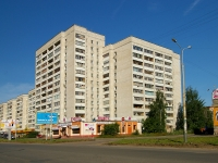 Kazan, Gorsovetskaya st, house 17 к.3. Apartment house