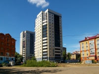 neighbour house: st. Gorsovetskaya, house 29. Apartment house