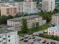 Kazan, technical school Казанский торгово-экономический техникум, Gorsovetskaya st, house 2