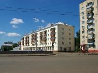 Kazan, st Lenskaya, house 2. Apartment house