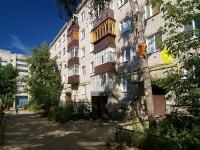 Казань, улица Ленская, дом 5. многоквартирный дом