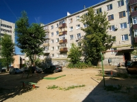 Kazan, Lenskaya st, house 5. Apartment house