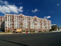 Kazan, st Lenskaya, house 10. Apartment house