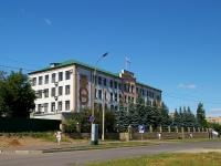 隔壁房屋: st. Pravosudiya, 房屋 2. 法院 Московский районный суд г. Казани