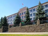 Казань, суд Московский районный суд г. Казани, улица Правосудия, дом 2