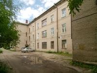 Kazan, hostel Казанский государственный профессионально-педагогический колледж, Furmanov st, house 27