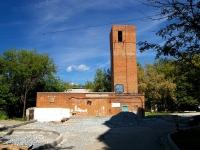 Kazan, Furmanov st, industrial building