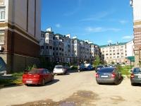 Казань, улица Сулеймановой, дом 3. многоквартирный дом