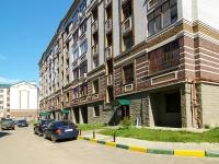 Казань, улица Сулеймановой, дом 5. многоквартирный дом