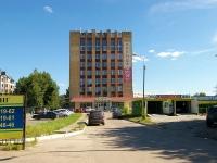 Казань, улица Проточная, дом 8. офисное здание