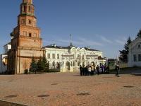 Казань, органы управления Президентский дворец,  Кремль, дом 1