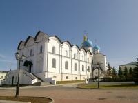 Казань, собор Благовещенский собор Казанского Кремля,  Кремль, дом 2