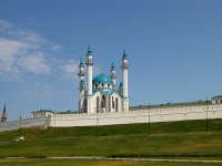 Казань,  Кремль, дом 13. мечеть Кул Шариф