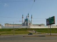 Kazan, mosque Кул Шариф, Kreml , house 13