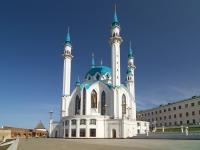 喀山市, 清真寺 Кул Шариф, Kreml , 房屋 13