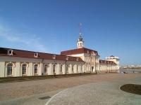 隔壁房屋: . Kreml, 房屋 14. 名胜古迹 ПУШЕЧНЫЙ ДВОР, главный корпус