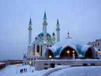 Казань, мечеть Кул Шариф,  Кремль, дом 13