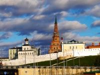 neighbour house: . Kreml, house 1А. museum истории государственности татарского народа и Республики Татарстан