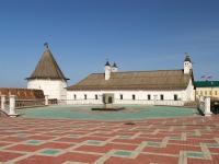 Казань, памятник Камень, посвященный закладке Кул Шарифа Кремль, памятник Камень, посвященный закладке Кул Шарифа