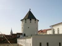 Казань,  Кремль. памятник архитектуры Консисторская башня