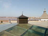 Kazan, monument Мавзолей казанских хановKreml , monument Мавзолей казанских ханов