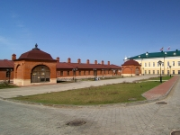 Kazan,  Kreml. sample of architecture