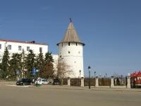Казань, памятник архитектуры Юго-восточная башня Кремль, памятник архитектуры Юго-восточная башня