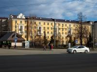 Казань, улица Николаева, дом 5. многоквартирный дом