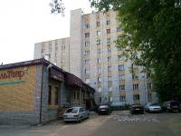 Казань, улица Заря, дом 3А. многоквартирный дом