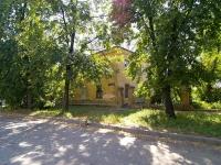Kazan, st Zarya, house 3. Apartment house
