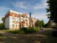 Kazan, st Zarya, house 6. Apartment house