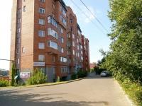 Казань, улица Заря, дом 7А. многоквартирный дом