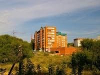 Kazan, st Zarya, house 7А. Apartment house