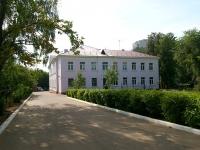 Kazan, st Zarya, house 11. boarding school