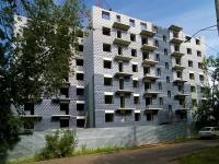 Kazan, st Zarya, house 16. Apartment house