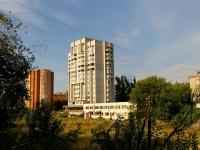 Kazan, st Zarya, house 17. Apartment house