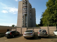 Kazan, Zarya st, house 17. Apartment house