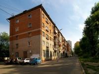 Kazan, st Zarya, house 24. Apartment house