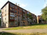 Kazan, Zarya st, house 24. Apartment house