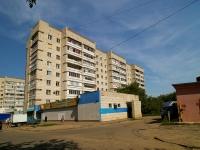 Казань, улица Зур Урам, дом 8. многоквартирный дом